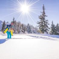 Spaß im Schnee - Schladming-Dachstein - Ramsau