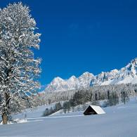 Winterlandschaft - Schladming-Dachstein - Ramsau